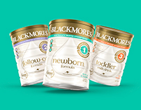 Blackmores Infant Nutrition Range