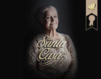 VINO SANTA RITA- La Santa de la Casa