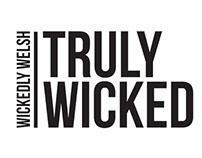 Wickedly Welsh Logo Design