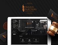 Primus Partners WEB site