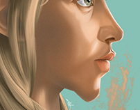 Daenerys Targaryen ( Game oF Thrones )