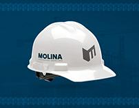 MOLINA | Branding