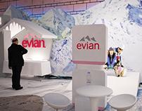 EVIAN/ MEET THE NEW BOTTLE