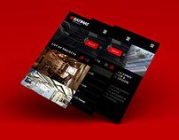 Batimat Architects Website Design
