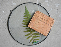 Photo for brand Corka - accessories made of cork.