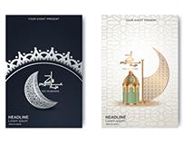 beautiful-eid-mubarak-flyer-brochure-template-design