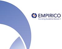 Branding Project - Brand Guideline for Empirico