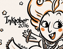 BEST OF INKTOBER 2016