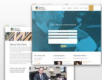 Stuart & Branigin Web Design