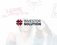 Investor Solution Branding | Website-Brochure-EDMs