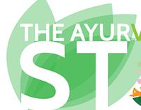 THE AYURVEDA STORE LOGO DESIGN