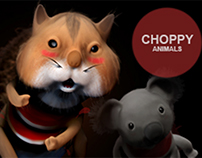 Choppy chop Animals
