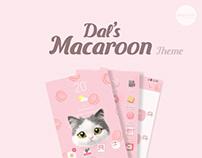Dal's Macaroon Theme