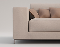 Bespoke sofa, Hampshire