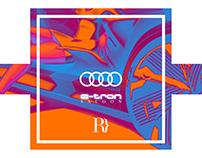 Audi e-Tron Saloon