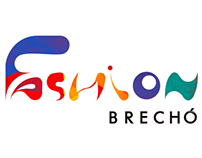 Visual Identity: Fashion Brechó.