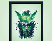 Rorschach Yoda! @threadless