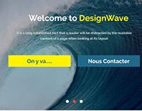 "Design web "" Maquettes"""