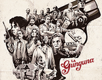 La Gunguna illustrations