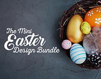 122 Easter Design Elements