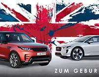 LAYOUT: Geburtstagskarten Premium Cars Rosenheim