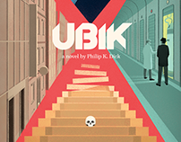 Ubik (Philip K. Dick) poster