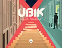 Ubik (Philip K. Dick) poster