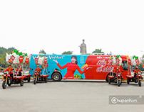 Chụp ảnh Roadshow liên tỉnh Vinmart