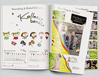 Kid's Boutique Branding, Identity, Print Collateral