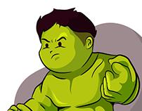Hulk(Marvel Cinematic Universe MCU)