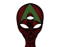 Sacred alien