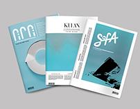 Magazine Covers // Fiffi - Kulan - Sofa