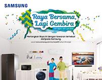 Samsung Raya 2019 KV + DotCom
