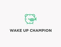 Trumpet Alarm Clock