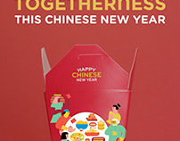 Panda Express Chinese New Year