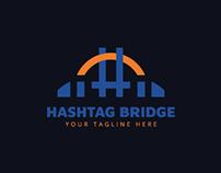 Hashtag Bridge Logo