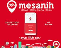 Launching Mesanih.com
