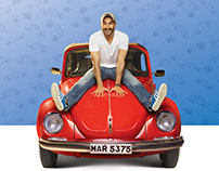 QUIKR CARS - Ad Campaign - Phase 1