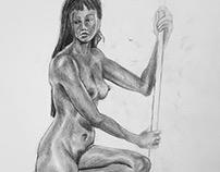 Figure Drawings 1