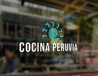 Cocina Peruvia Design + Branding