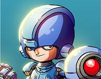 Megaman Fan Art