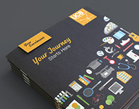 Your Journey Brochure Design for UCS