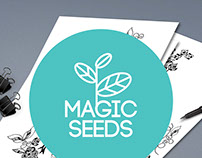 Magic Seeds Packaging