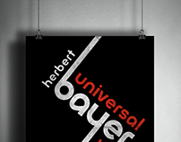 Bayer Universal Poster