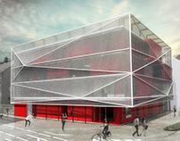 Music Center-Debrecen, MSc Graduation Project
