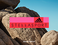 SS17 adidas StellaSport Design