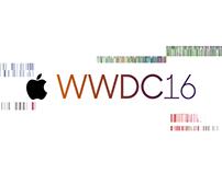 Apple WWDC16 Campaign