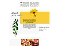 Verdüré – Mother Nature's Recipe Branding Update