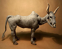 African Tales. Bull