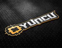 oyuncu logo design ( gamer )